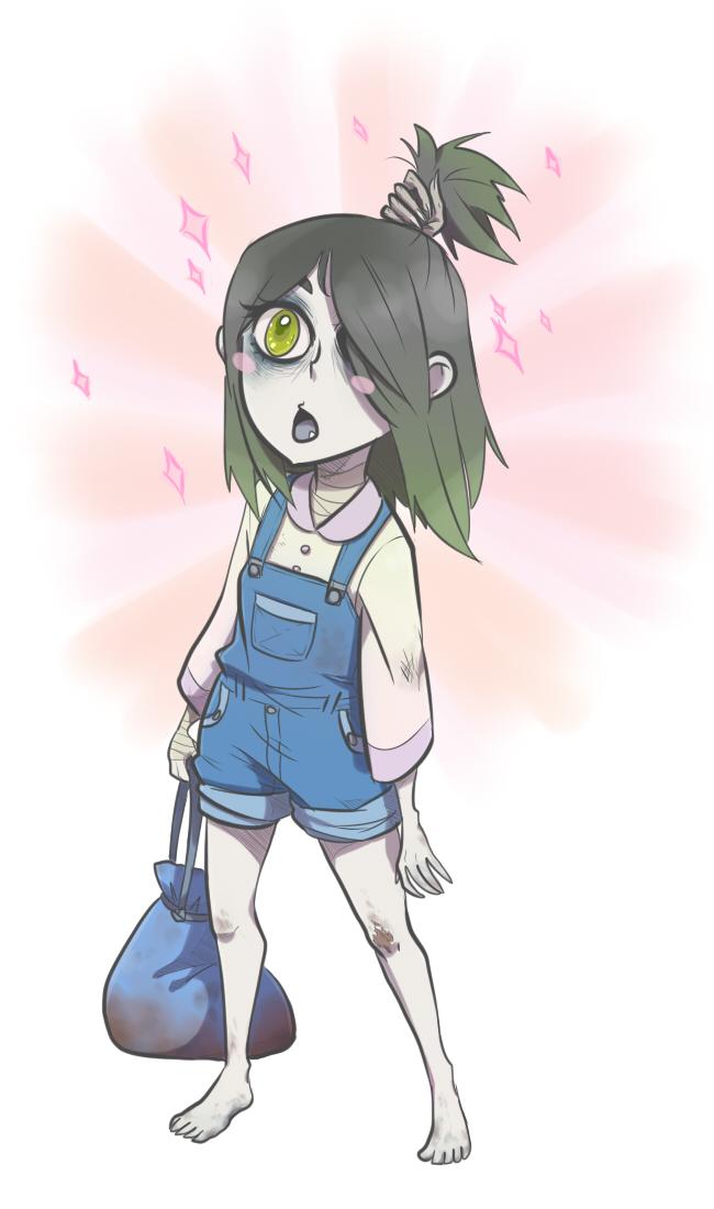 Zombiegirl Cover